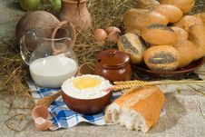 Free Bread In Human Life Royalty Free Stock Photography - 9648847