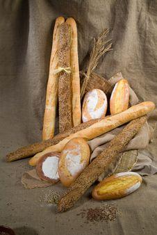 Free Bread In Human Life Stock Photo - 9649770