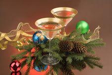 Free Christmas Still Life Stock Photos - 9649903