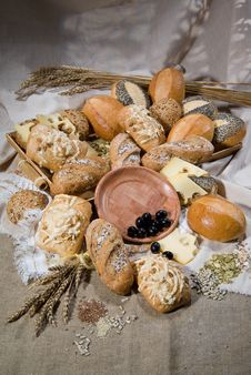 Free Bread In Human Life Royalty Free Stock Image - 9649936