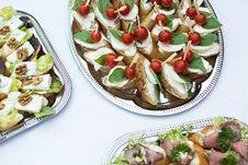Free Celebration Savory Deli Food Royalty Free Stock Images - 96494719