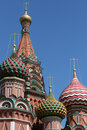 Free Saint Basil Cathedral In Moscow, Russia Royalty Free Stock Photography - 9652927