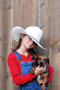 Free Cowgirl Roundup Royalty Free Stock Photos - 9652938