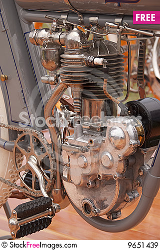 Free Pope Motorcycle Royalty Free Stock Images - 9651439