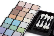Free Cosmetics Of Eyes Stock Image - 9650041