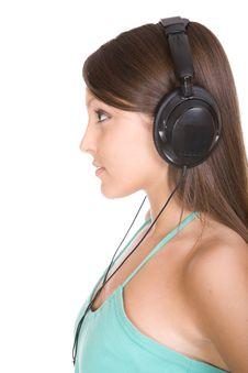 Free Enjoying Music Stock Photos - 9650203