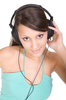Free Enjoying Music Stock Photo - 9650220