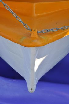 Free Kayak Closeup Stock Images - 9650584