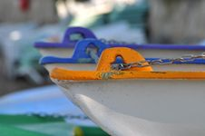 Free Kayak Closeup Stock Photos - 9650593