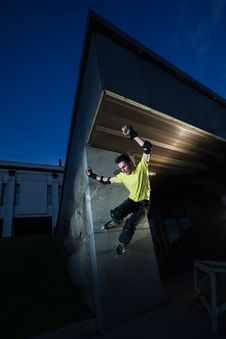 Wallride Stock Photos
