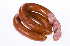 Free Sausage Royalty Free Stock Photo - 9652065