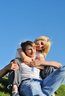 Free Young Couple Stock Photo - 9652510