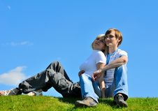 Free Young Couple Stock Photo - 9652590