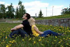 Free Couple Stock Photos - 9654403