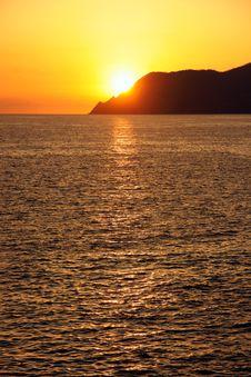 Free Glory Of Sunset Stock Images - 9654984