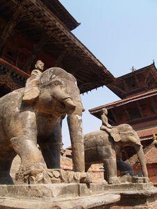 Free Patan, Nepal Royalty Free Stock Photography - 9655667