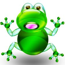 Free Frog Royalty Free Stock Images - 9656169