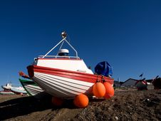 Free Fishing Boats Stock Photo - 9657100