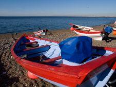 Free Fishing Boats Stock Photo - 9657240
