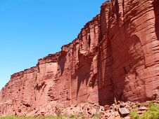 Free Red Rock Royalty Free Stock Photos - 9657288