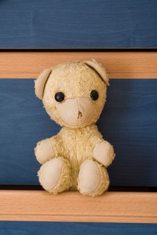 Free 30years Old Teddy Bear Stock Images - 9657624