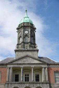 Free Dublin Castle, Ireland Royalty Free Stock Photo - 9657835