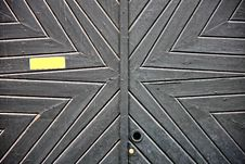 Free Budapest Door Royalty Free Stock Image - 9657856