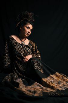 Free Beautiful Woman With Dreadlocks Royalty Free Stock Photo - 9658965