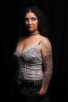 Free Beautiful Woman With Dreadlocks Royalty Free Stock Image - 9659426