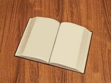 Free Plain Book Pages Royalty Free Stock Photo - 96542415