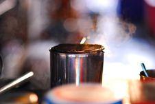 Free Prepare Hot Tea Royalty Free Stock Photography - 96542507