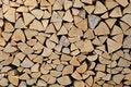 Free Firewood Royalty Free Stock Photos - 9667738