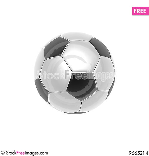 Free Soccer Ball Stock Images - 9665214