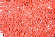 Free Red Stones Stock Image - 9660641