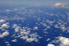 Free Clouds Royalty Free Stock Image - 9661736