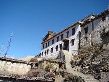 Free Monastery In Muktinat Region Royalty Free Stock Photography - 9661737