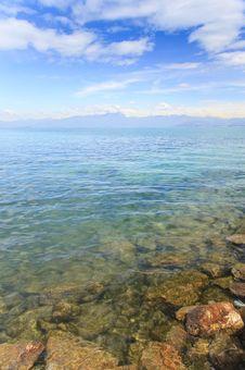 Free Midday At Garda Lake Stock Photos - 9662393