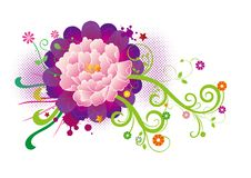 Free Floral Background Stock Images - 9662814
