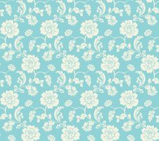 Free Seamless Pattern. Royalty Free Stock Photos - 9663168