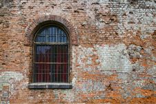 Old Window Old Wall Royalty Free Stock Images