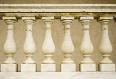 Free Pillars Royalty Free Stock Image - 9663246