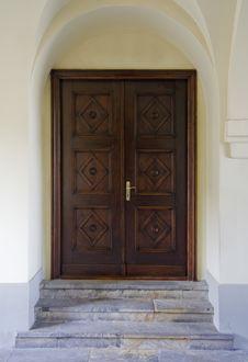 Free Doorway Stock Images - 9663254