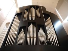 Free Church Organ Stock Images - 9663704