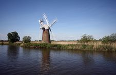 Free Windmill Stock Image - 9664641