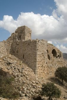 Free Nimrod Fortress Royalty Free Stock Photography - 9664807