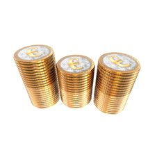 Free Euro Coins Stock Photography - 9665092