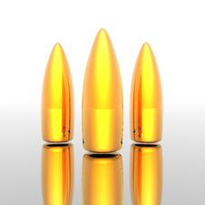 Free Bullets Stock Image - 9665141