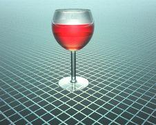 Free Wine Glass Stock Photo - 9665180