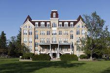 Free University Building Royalty Free Stock Photos - 9667168