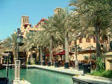 Madinat Jumeirah 2 Stock Images